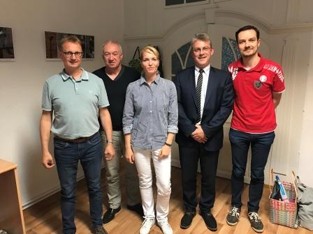 Neue SPD Fraktion wählt neue Spitze