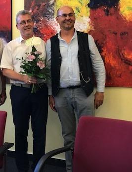 Ingo Kampf zum Vorsitzenden der SVV wiedergewählt