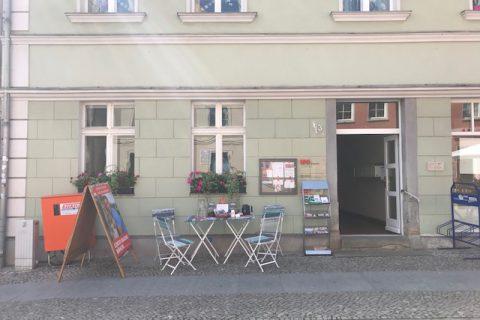 SPD Büro während Altsadtsommer geöffnet