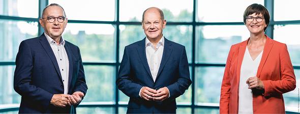 SPD Parteivorstand nominiert Olaf Scholz zum Kanzlerkandidaten