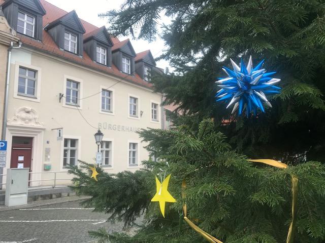 Frohe Festtage und gesegnete  Weihnachten wünscht die Bad Belziger SPD