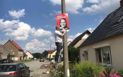 Bundestagswahl: SPD mit Rückenwind