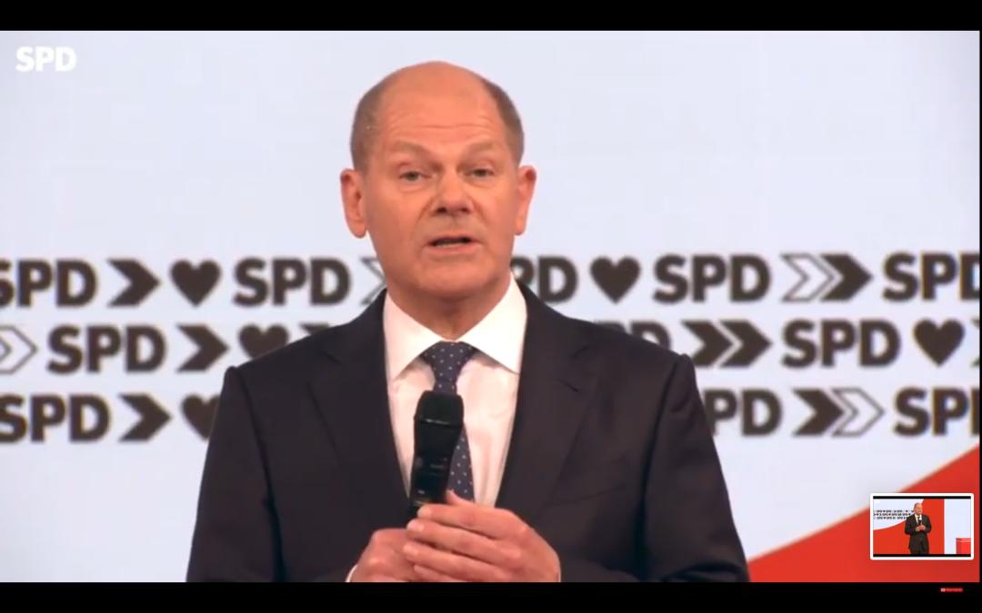 Bundestagswahl 2021: Eine Richtungsentscheidung